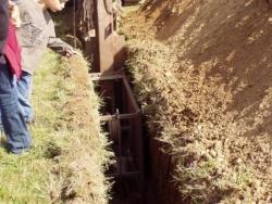 Poseuse de drains