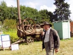 Les travaux agricoles à la Berlodière