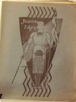 Cahier Jeanne d'Arc