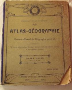 Atlas-géographie