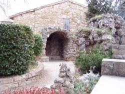 Rennes-le-Château, la grotte de l'abbé