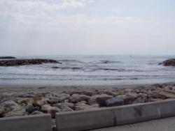 la plage des Saintes-Maries-de-la-Mer