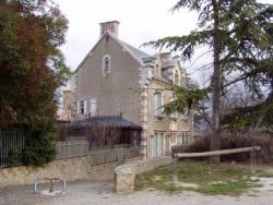 Rennes-le-Château, le domaine d l'abbé