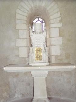 Les reliques de saint Potentien