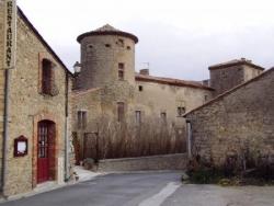 Rennes-le-Château, le château