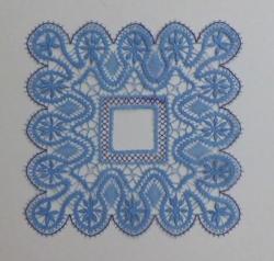 Cluny en bleu