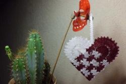 Le panier coeur