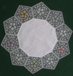 La ronde des pentagones modèle M.Minguin-Debray