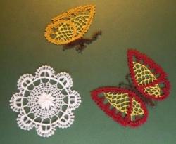 La ronde des papillons autour de la fleur