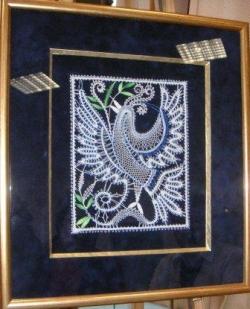 oiseau de paradis - M.J.