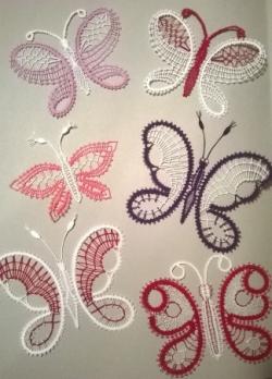 Danse de papillons