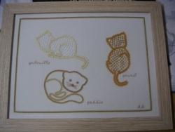 cadre de chats