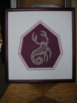 signe zodiaque SCORPION