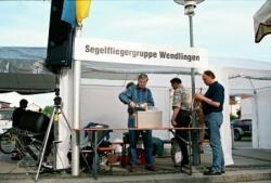 Der Segelfliegerverein