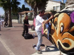 Urban Art impro