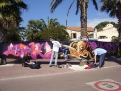 URBAN ART IMPRO 1