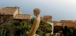 Eze sculpture Jean-Philippe Richard 4