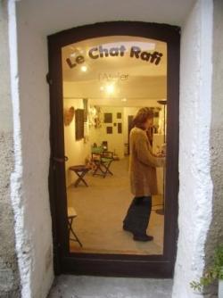 Chat Rafi - Jacqueline Matteoda