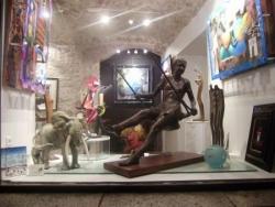 Saint Paul - vitrine galerie
