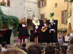Cagnes 1er festival arts rue
