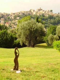 Biennale sculpture LIPA Musée Renoir