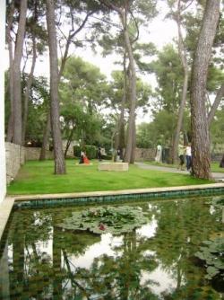 Fondation Maeght jardins