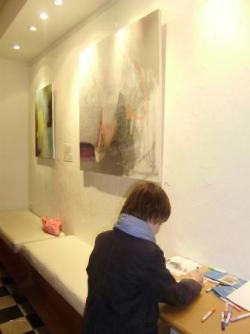 Expo Lehembre et Eliot - Transartcafe