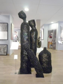 Galerie Gogeat à Aigues Mortes