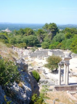 Glanum, St Rémy de Provence