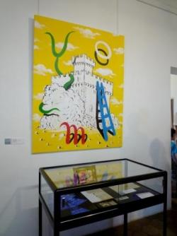 Expo C'était à Cagnes - Château musée