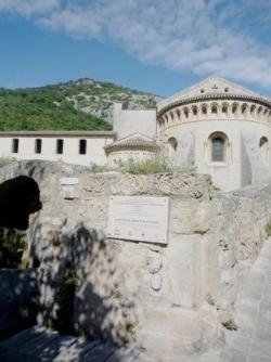 Abbaye de Gellone, St Guilhem le désert