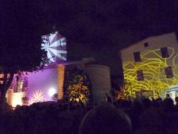 Sons et lumières St Laurent du Var