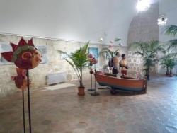 Art tisse, valbonne salle saint esprit