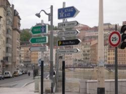 Lyon, where is Beirut ?