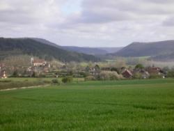 Alentours de Vézelay