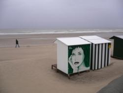 H. mon amour sur les plages d'ostende