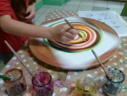 Tourniquet des couleurs