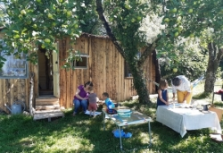 La Cabane dans les Arts