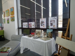EXPO à la médiathèque de Quingey