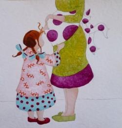 """Suite """"Petits petons et ventre rond"""""""