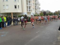 Foulées Chevignoise 2012.