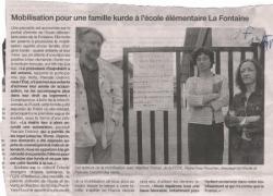 Ouest-France du 13 mai 2006