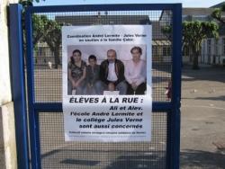 Goûter solidaire André Lermite 12 mai 2006