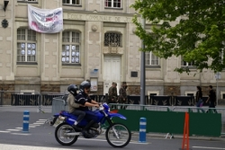 Ecole Léon Blum mobilisée