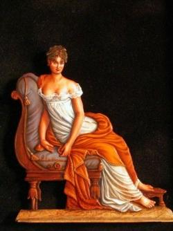 La plume de Madame de ... cachait bien des charmes