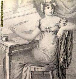 A la plume, Madame de ... était fine lame !