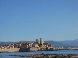 La vieille ville vue du Ponteil
