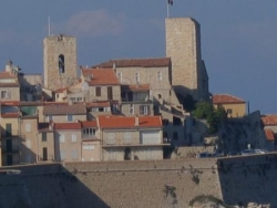 Vieille ville Antibes
