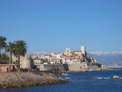 Vieille ville d'Antibes
