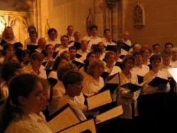 Concert à Boigneville Juillet 2004